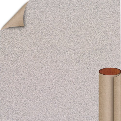 Nevamar Grey Matrix Textured Finish 5 ft. x 12 ft. Countertop Grade Laminate Sheet MR6001T-T-H5-60X144