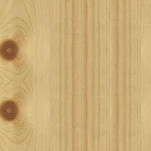 Veneer Tech Knotty Pine Wood Veneer Wood Backer 4' X 8'