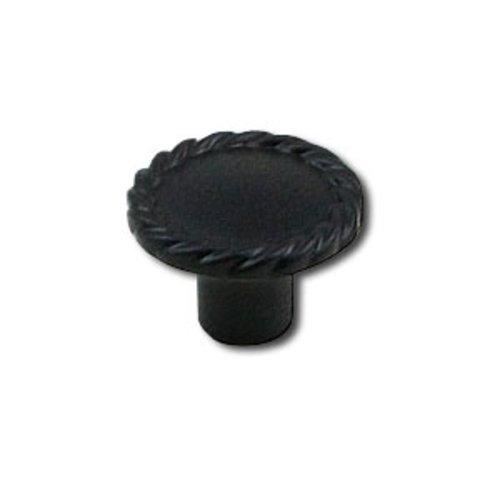 Berenson Maestro 1-3/8 Inch Diameter Rubbed Bronze Cabinet Knob 7184-1010-C