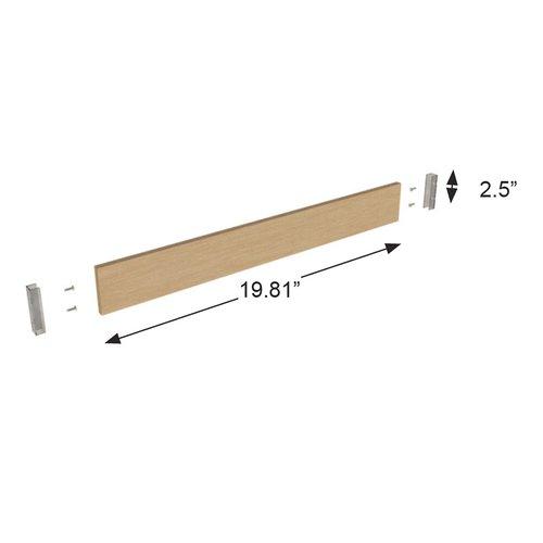 """Tenn-Tex QuikTRAY Standard Drawer Divider Kit 2 (2.5"""" Tall) QT-1032"""
