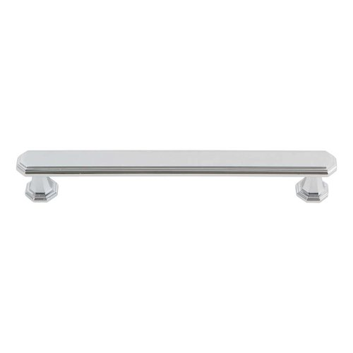 Atlas Homewares Dickinson 6-5/16 Inch Center to Center Polished Chrome Cabinet Pull 321-CH