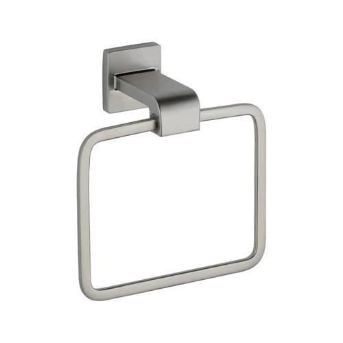 "Delta Ara 7-1/16"" Dia Towel Ring Stainless Steel 77546-SS"