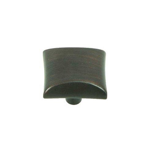 Stone Mill Hardware Milan 1-1/8 Inch Diameter Oil Rubbed Bronze Cabinet Knob CP82356-OB