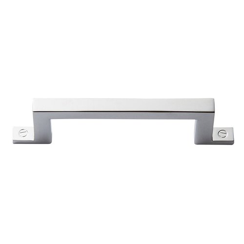 "Campaign Bar Pull 3"" C/C Polished Chrome <small>(#384-CH)</small>"