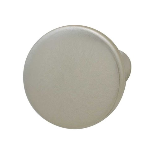 Hafele Bella Italiana 1-3/16 Inch Diameter Satin Nickel Cabinet Knob 134.23.630