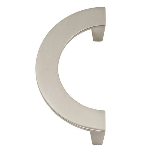 Atlas Homewares Roundabout 3 Inch Center to Center Brushed Nickel Cabinet Pull 354-BRN