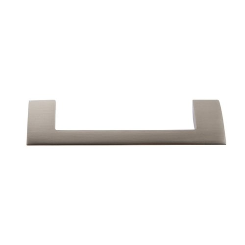 Angled Drop Pull 96MM C/C Brushed Nickel <small>(#A905-BN)</small>