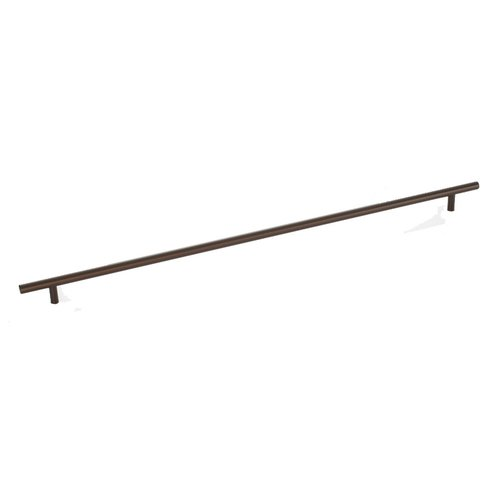 Bar Pulls 21-7/16 Inch Center to Center Caramel Bronze Cabinet Pull <small>(#BP19017CBZ)</small>