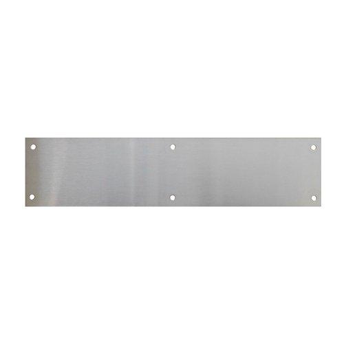 "Don-Jo Stainless Steel Door Kick Plate 8"" X 28"" 90-8"" X 28""-630"