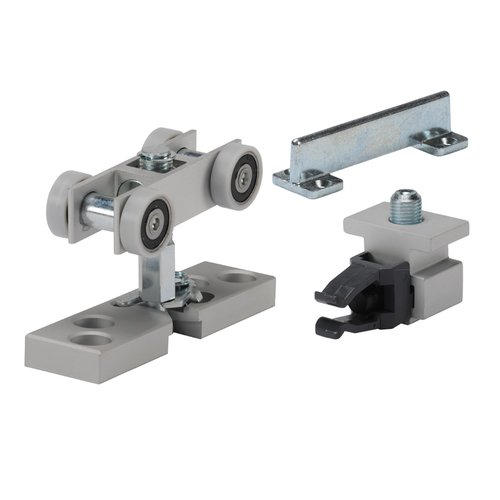 Grant Door Hardware by Hettich Grant HD Hardware Set Only (No Track) 9191125