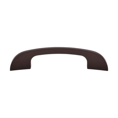 Top Knobs Sanctuary 4 Inch Center to Center Oil Rubbed Bronze Cabinet Pull TK41ORB