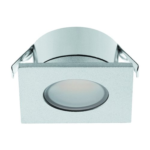 Hafele Loox 2023 12V LED Silver Spotlight Cool White 833.72.066