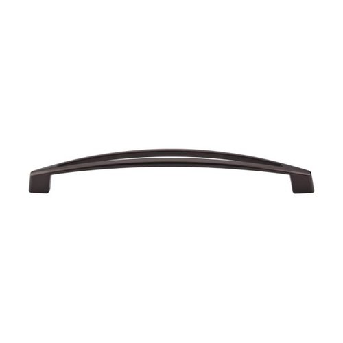 Top Knobs Appliance Pull 12 Inch Center to Center Oil Rubbed Bronze Appliance Pull TK147ORB