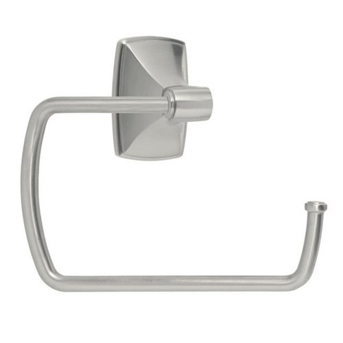 Amerock Clarendon Towel Ring Satin Nickel BH26501G10