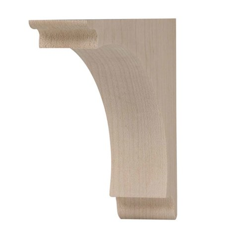 "Grand River KB123 Corbel 5"" H-Maple KB123-M"