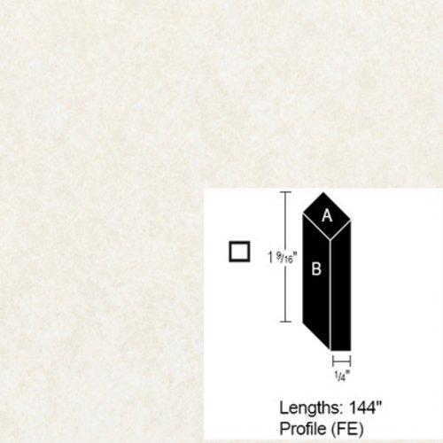 Wilsonart Bevel Edge - Beige Pampas - 12 Ft CE-FE-144-4170-60
