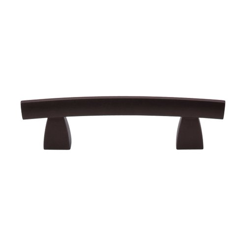 Top Knobs Sanctuary 3 Inch Center to Center Oil Rubbed Bronze Cabinet Pull TK3ORB