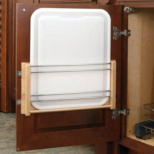 "Rev-A-Shelf Door Mount Poly Cutting Board 15"" 4DCMB-15P"