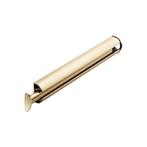 """Hafele Valet Rod 11-3/4"""" L - Polished Brass 808.71.801"""