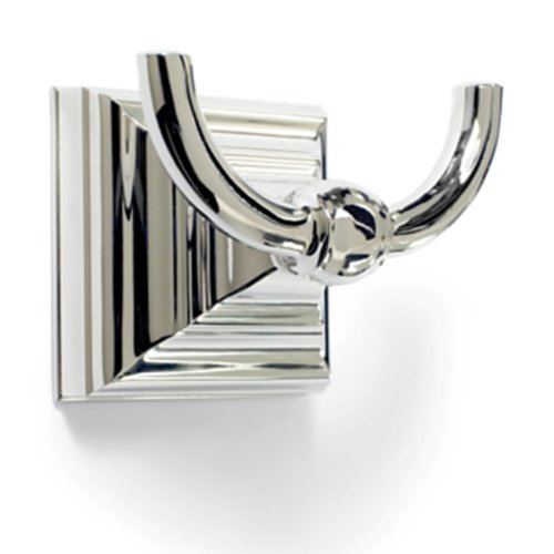 Markham Robe Hook Polished Nickel <small>(#BH26512PN)</small>