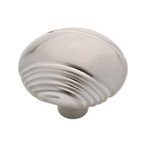 Liberty Hardware Venue 1-1/4 Inch Diameter Satin Nickel Cabinet Knob P17893C-SN-C