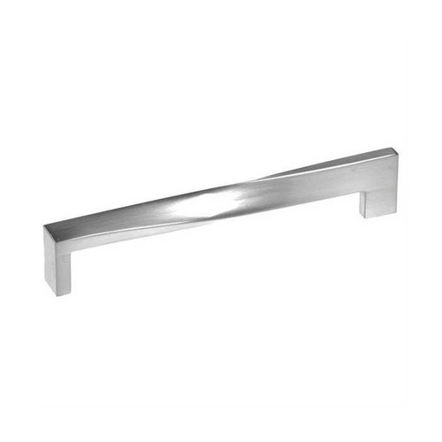 Hickory Hardware Metro Mod 5-1/16 Inch Center to Center Satin Nickel Cabinet Pull P3615-SN
