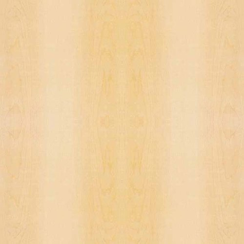 Veneer Tech White Maple Wood Veneer Plain Sliced 10 Mil 4' X 8'