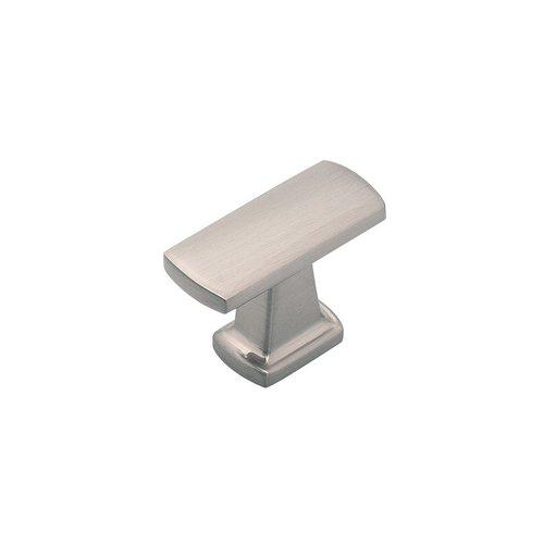 Hickory Hardware Rotterdam Knob 1-1/2 inch Diameter Satin Nickel P3125-SN