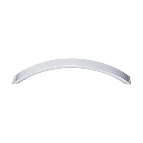 Top Knobs Nouveau 5-1/16 Inch Center to Center Polished Chrome Cabinet Pull M397