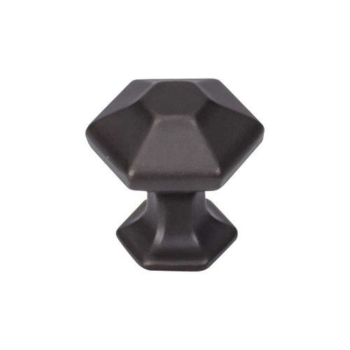 Top Knobs Transcend 1 Inch Diameter Sable Cabinet Knob TK711SAB