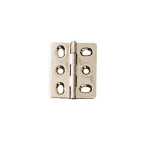 Elite Mortised Butt Hinge 50X40mm - Polished Nickel <small>(#354.17.720)</small>