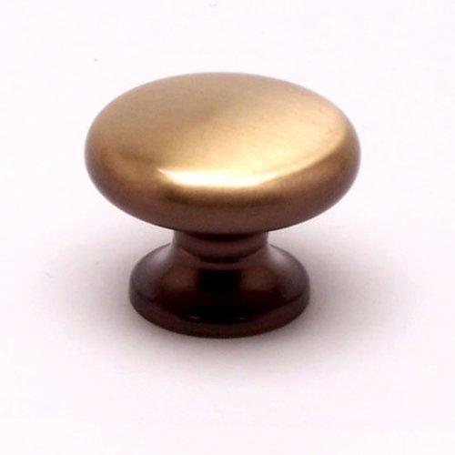 Berenson Valencia 1-3/8 Inch Diameter Brushed Bronze Cabinet Knob 7009-1BBZ-C