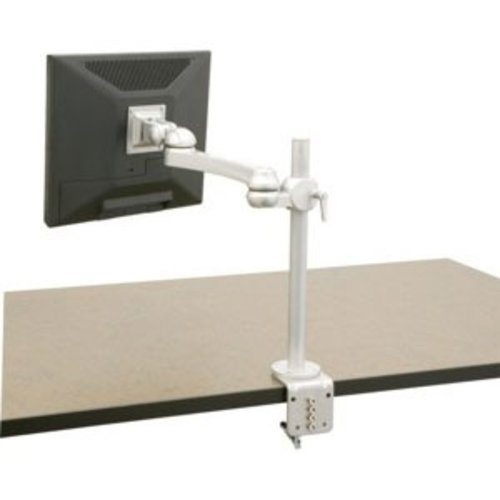 Sunway Inc Single Monitor Arm 16 inch Extension-Clamp Mount FPA825VC
