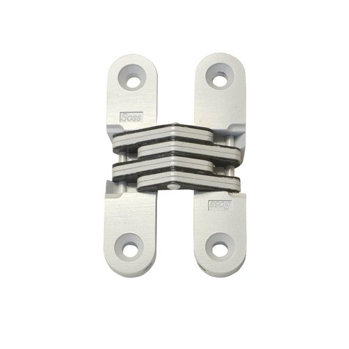 Soss #208 Invisible Hinge White 208WH