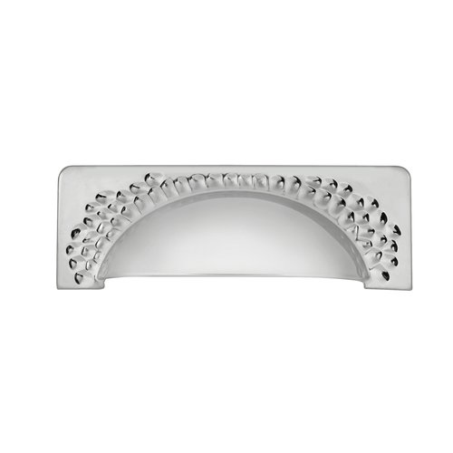 Hickory Hardware Craftsman 3-3/4 Inch Center to Center Chrome Cabinet Cup Pull P2174-CH