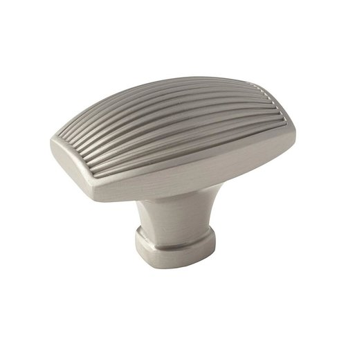Amerock Sea Grass 1-1/2 Inch Diameter Satin Nickel Cabinet Knob BP36614G10
