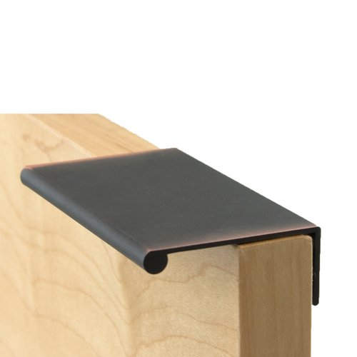 Berenson 3 Inch Length Verona Bronze Finger Pull 1059-40VB-P