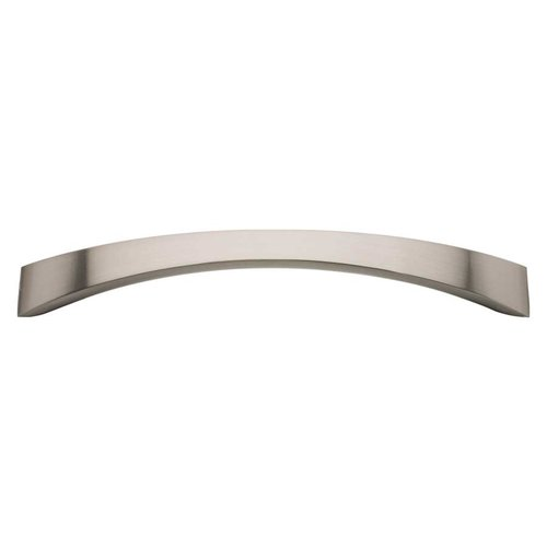Atlas Homewares Sleek 6-5/16 Inch Center to Center Brushed Nickel Cabinet Pull A849-BN