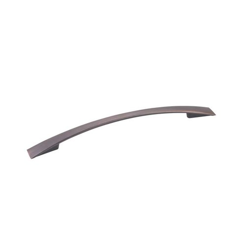 Jeffrey Alexander Regan 6-5/16 Inch Center to Center Brushed Oil Rubbed Bronze Cabinet Pull 847-160DBAC
