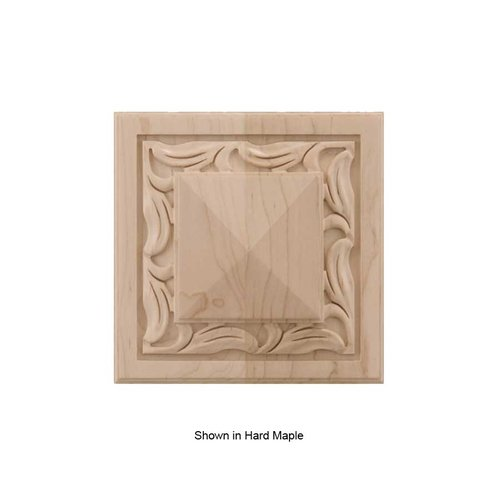 Large Nouveau Tile Unfinished Walnut <small>(#01902557WL1)</small>