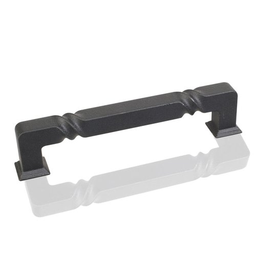 Tahoe 5-1/16 Inch Center to Center Black Cabinet Pull <small>(#602-128BLK)</small>