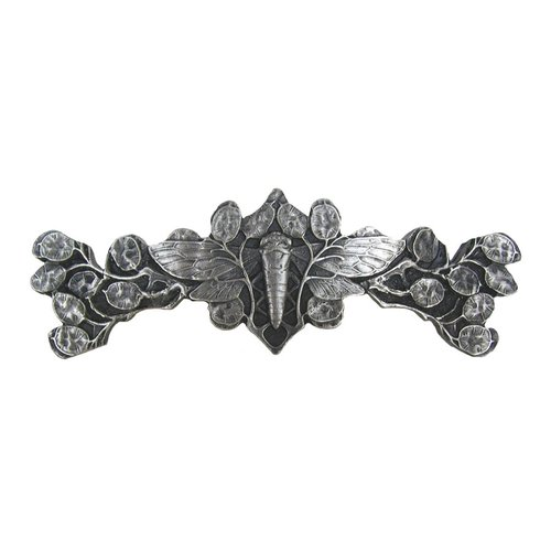 Notting Hill All Creatures 3 Inch Center to Center Antique Pewter Cabinet Pull NHP-620-AP