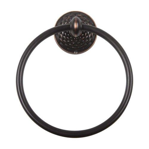 Atlas Homewares Mandalay Towel Ring Venetian Bronze MANTR-VB