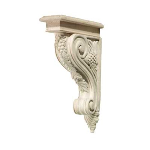 "Hafele Bordeaux Corbel 2-7/8"" X 12-3/4"" Maple 194.69.107"