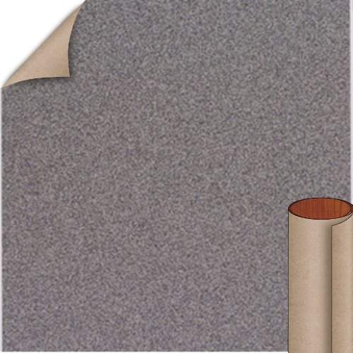 Nevamar Phantom Grey Matrix Textured Finish 5 ft. x 12 ft. Countertop Grade Laminate Sheet MR6007T-T-H5-60X144
