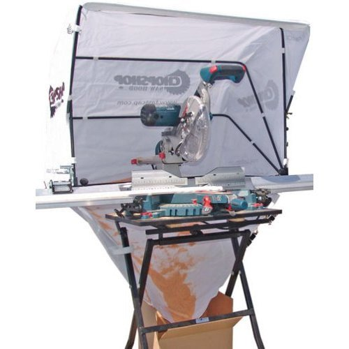 Fastcap Chopshop Saw Hood SAWHOOD WHITE