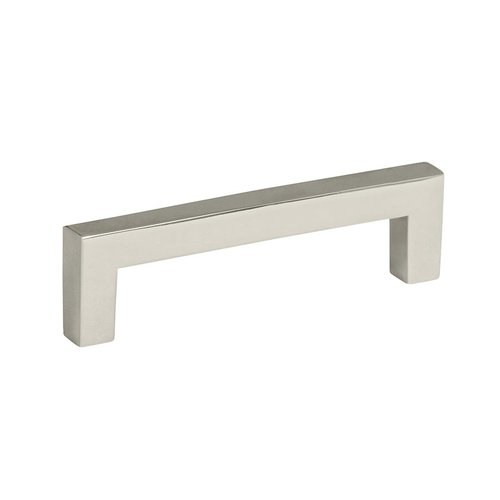 Amerock Monument 3-3/4 Inch Center to Center Polished Nickel Cabinet Pull BP36570PN