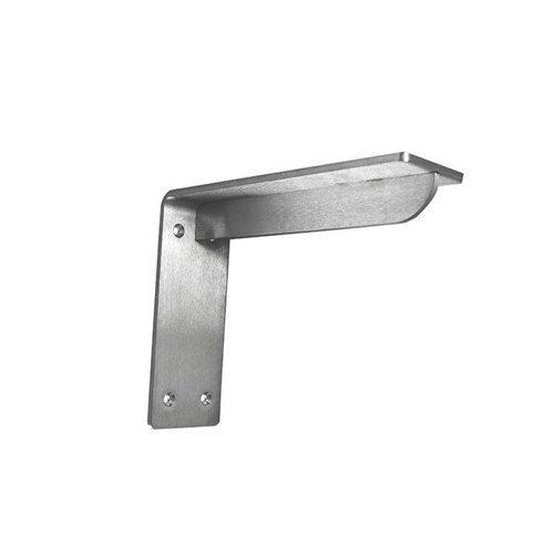 "Federal Brace Sutherland Bench Bracket 16"" X 3"" X 8"" Stainless 30414"