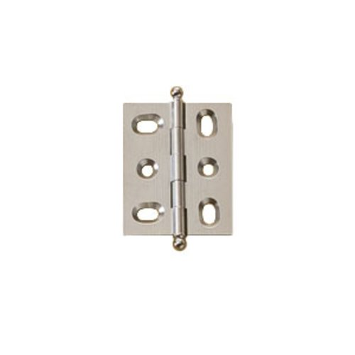 Hafele Elite Mortised Butt Hinge 50X40mm - Satin Chrome 354.17.410
