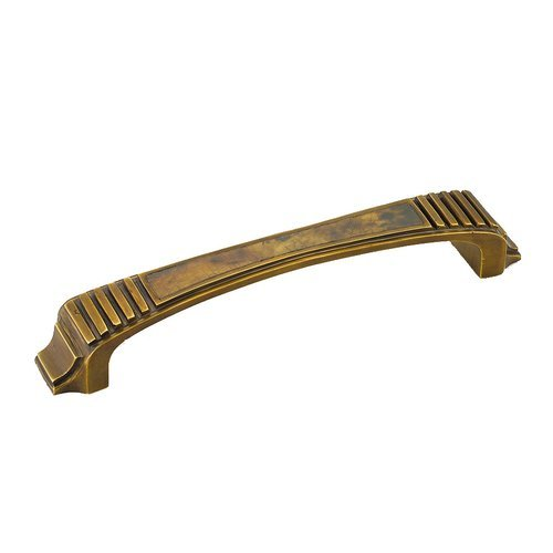 Schaub and Company Cadence 5-1/2 Inch Center to Center Tiger Penshell, Estate Dover Cabinet Pull 641-PED/ED